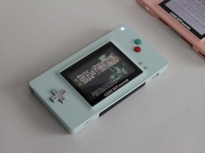 Gameboy Macro