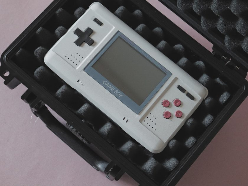 Gameboy Macro Fatty