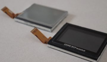 Gameboy Macro Fatty Lens Install
