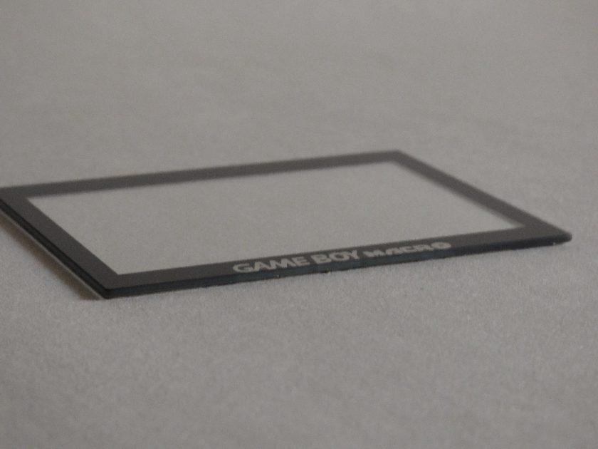 Gameboy Macro Lens - Glass
